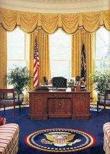 Biroul Oval - realitate si mister