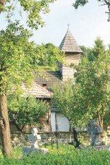Manastirea din gradina cu meri: Magina