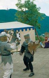 Brasovul isi scoate istoria din muzeu - TURNIRUL CETATILOR