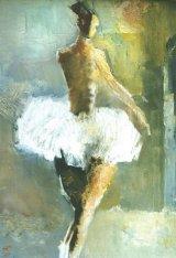 Balerina albastra