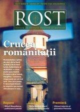 Revista ROST intr-o noua infatisare
