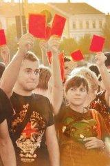 Presedintele primeste cartonasul rosu de la societatea civila
