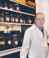 ION BOBARU, alchimistul de pe strada Galati