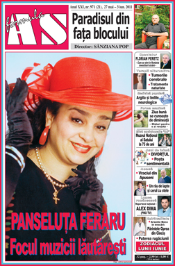 Regina muzicii lautaresti: Panseluta Feraru