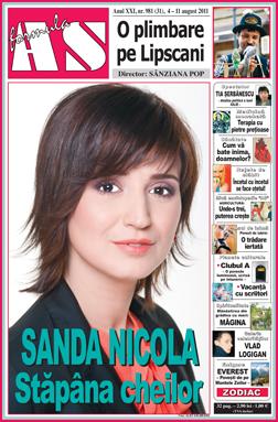 Sanda Nicola - Stapana cheilor