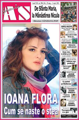 Ioana Flora - Cum se naste o stea